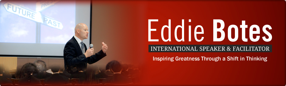 Eddie Botes - Business Speaker