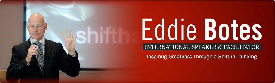 Eddie Botes - Sales Speaker