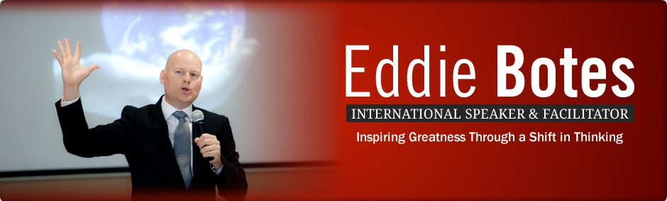 Eddie Botes - Customer Service speaker